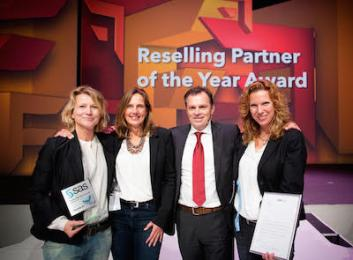 Reports Health wint IT award