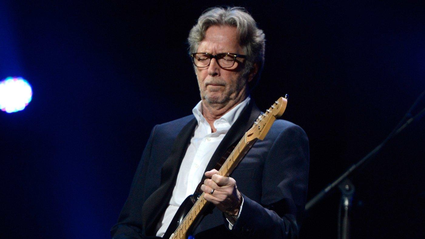 De verslaving van Eric Clapton