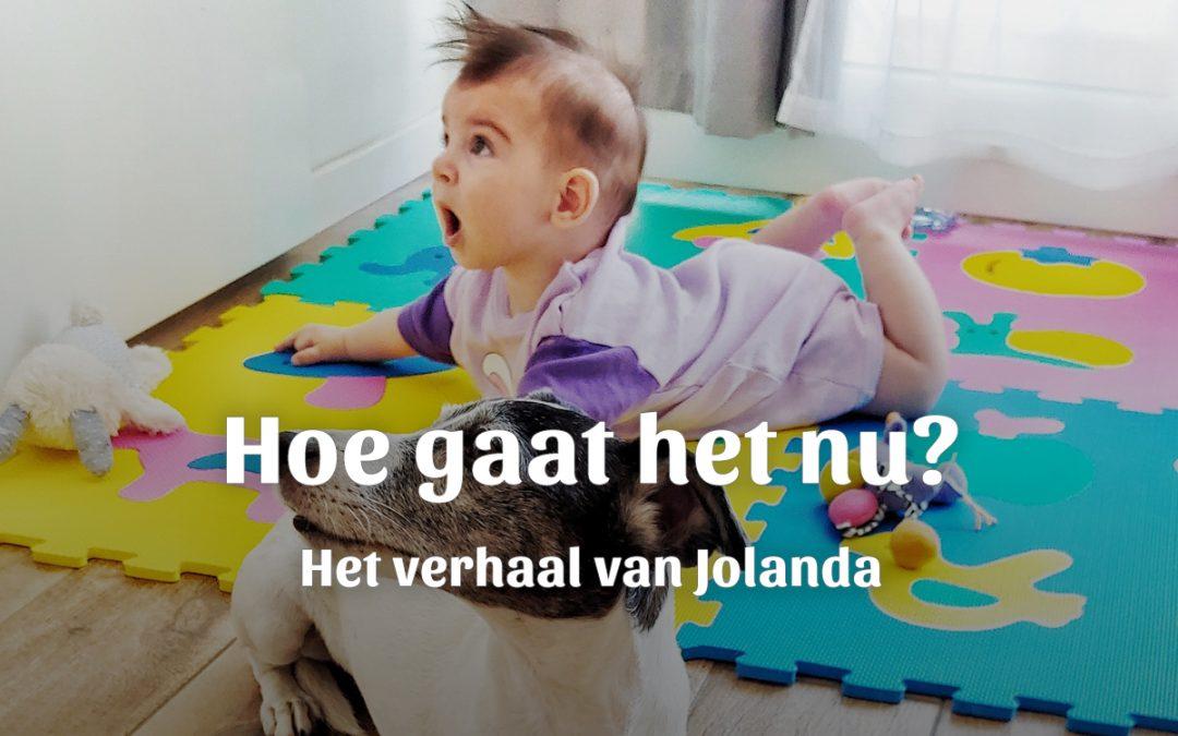Toen en nu: Jolanda